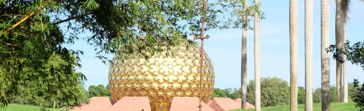 Finding Utopia in Auroville, India